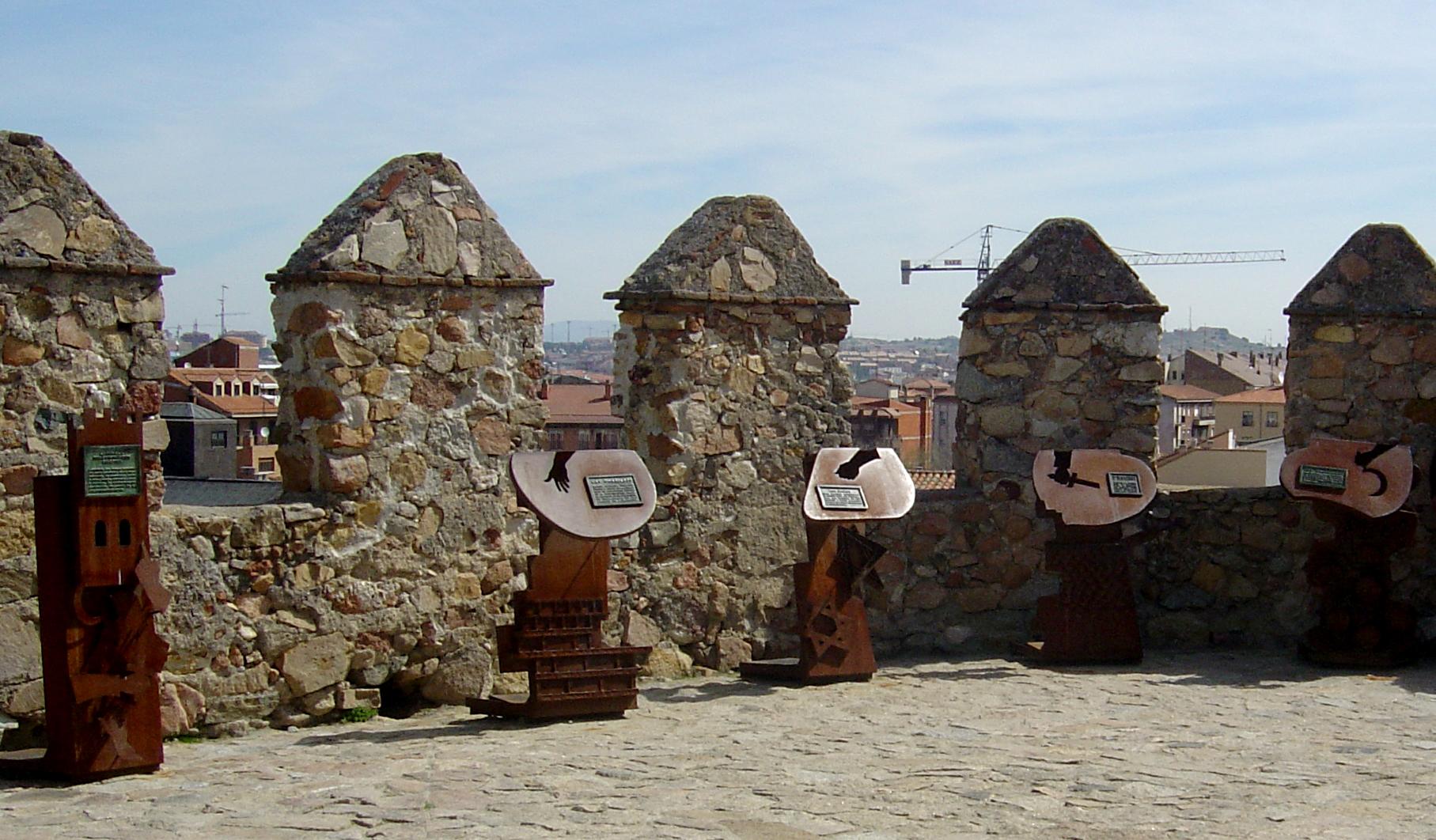 Muralla Avila gral 1