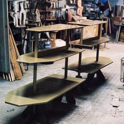 Estantería para tienda – Artes Metálicas