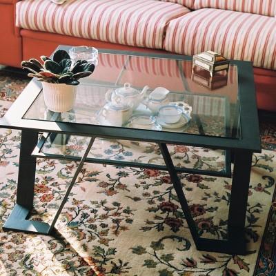 Mesa de salón – Artes Metálicas