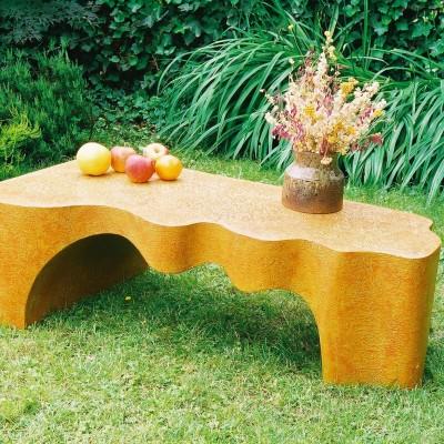 Mesa ondulante – Artes Metálicas