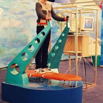 Mobiliario de Feria – Artes Metálicas