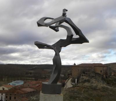Escultura bulería – Artes Metálicas