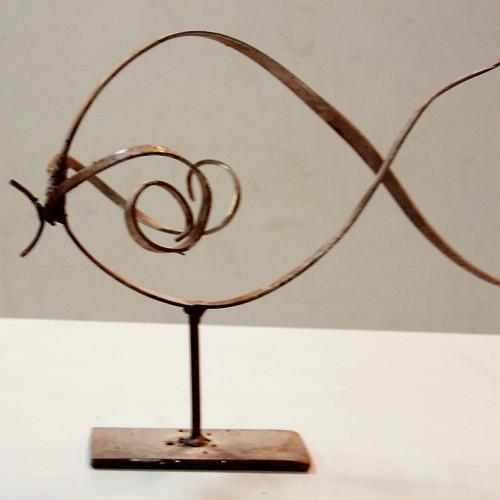 Boceto de pez – Artes Metálicas
