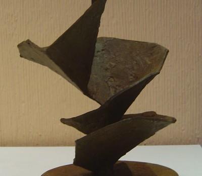 Helicoide deformada  – Artes Metálicas