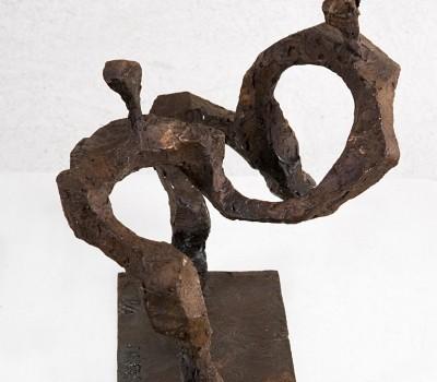 Boceto escultura bronce – Artes Metálicas