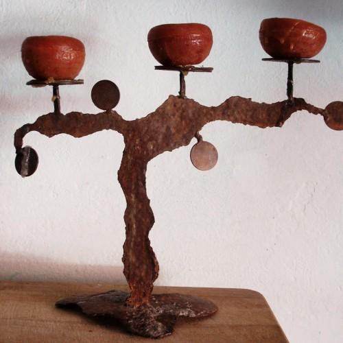 Naturaleza en metal – Artes Metálicas