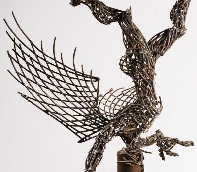 Ángel Caído  – Artes Metálicas
