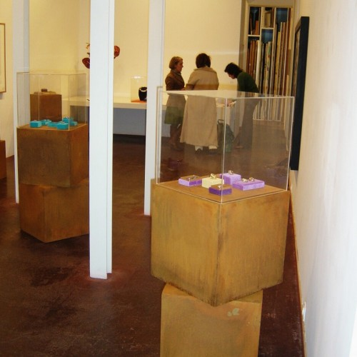 Vitrinas de cubos – Artes Metálicas