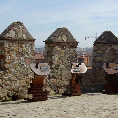 Muralla de Ávila – Artes Metálicas