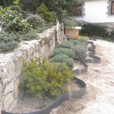 Jardinera ondulante – Artes Metálicas