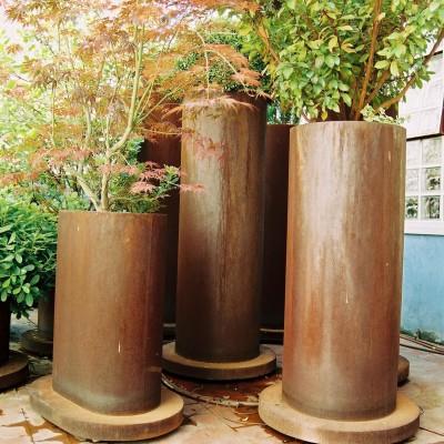 Jardineras de hierro – Artes Metálicas