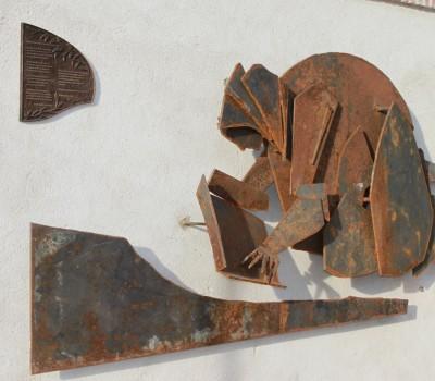 La Lavandera de Pozuelo (Madrid 2014) – Artes Metálicas